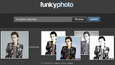 applicare effetti su foto online Come creare effetti digitali sulle foto online