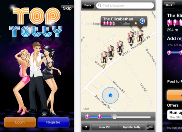 TopTotty taggare la clientela di un locale 600x437 TopTotty: trovare online i locali con le persone giuste